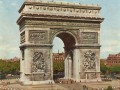 Paris Arc-de-triomphe