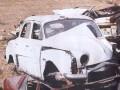 Desert De Jordanie Gazoline Octobre 2002