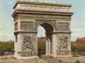 Paris Arc-de-triomphe